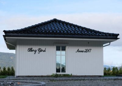 Gevelseterveien, Hokksund